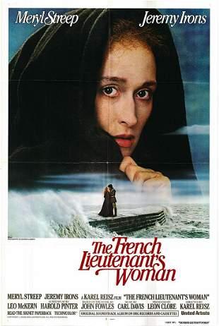 The French Lieutenant's Woman Original 1981 Vintage