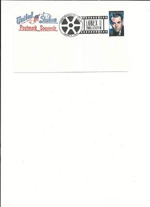 Lobex II 2005 Station - First Day Cover - Long Beach,
