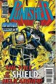 Punisher Marvel Comic Book #11