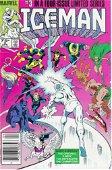 Iceman Marvel Comic Book #3