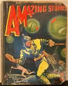 Amazing Stories July 1930 original vintage Pulp