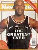 Newsweek Magazine 1993 Michael Jordan