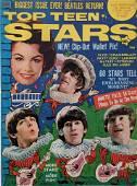 Beatles TOP TEEN STARS magazine September 1964 Issue