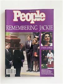 Jackie Kennedy 1994 Commemorative People Magazine