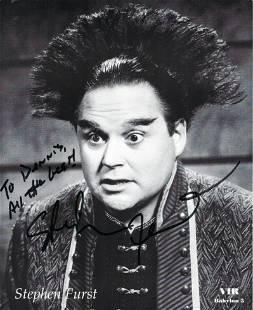 Babylon 5 signed photo