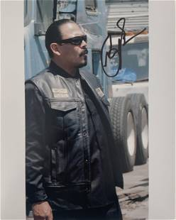 Emilio Rivera Sons of Anarchy signed photo