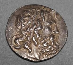 OLD Ancient Greek KING Antigonos III Doson Tetradrachm