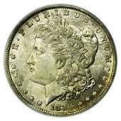 1883-O Morgan Dollar ICG MS-63