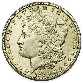 1880-CC Morgan Dollar - High Grade