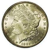 1885-CC Morgan Dollar - High Grade