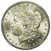 1883-CC Morgan Dollar NGC MS-62
