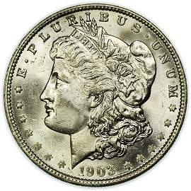 1903-O Morgan Dollar