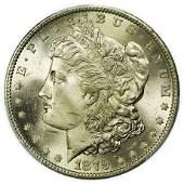 1879-O Morgan Dollar PCGS MS-65
