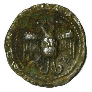 ZANGID of SINJAR. 585AH AE Dirham