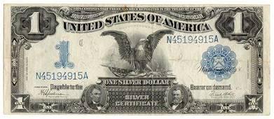 Fr.236 1899 $1 Silver Certificate