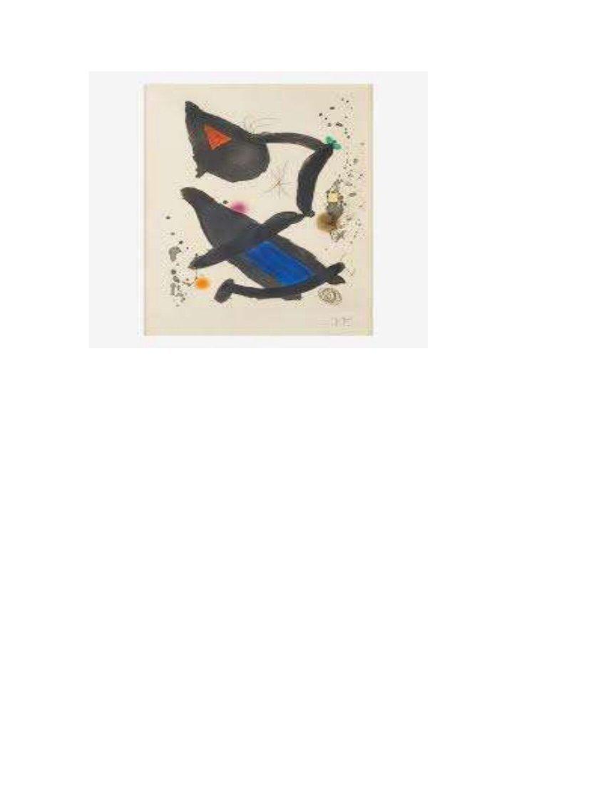 Miro b1893-1983