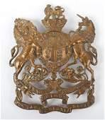 Victorian Royal Engineers Officers Home Service Helmet