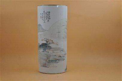 The cap tube of Chengmen