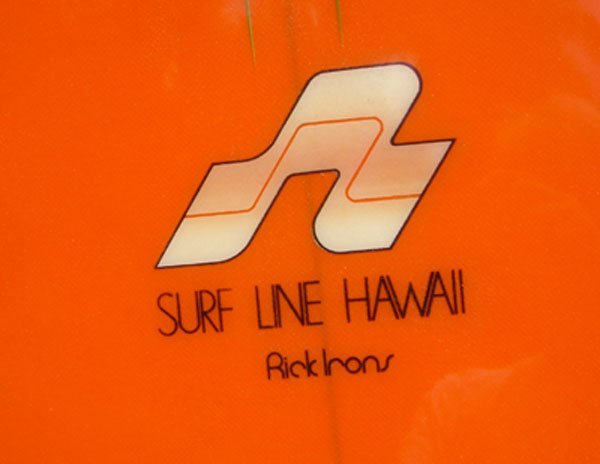 7M: Surf Line Hawaii shaped by Rick Irons  - 3