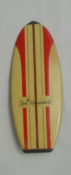 10M: Duke Kahanamoku Belly Board