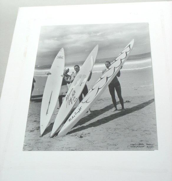 20M: Paddle Board Photograph from 1956