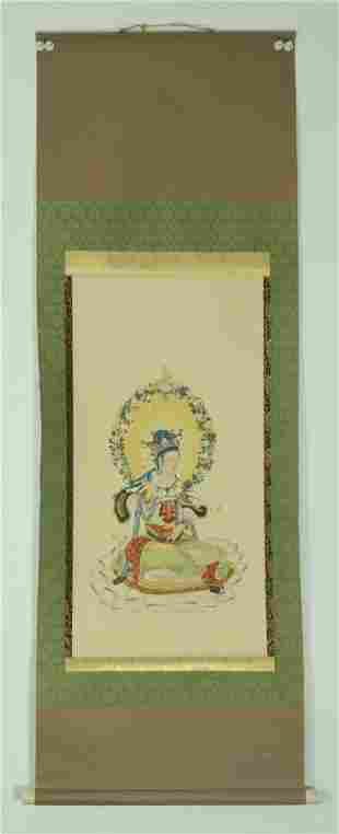 Painting by Anonymous: Guanyin