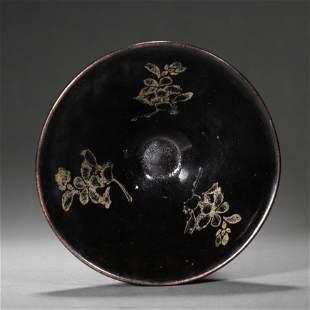 CHINESE JIZHOU WARE ZHAN, SONG DYNASTY