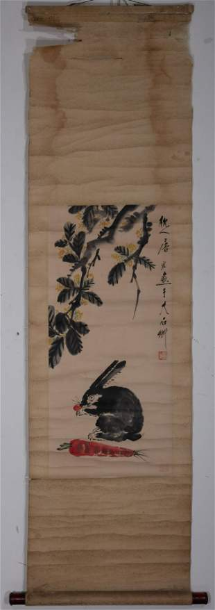 CHINESE PAINTING AND CALLIGRAPHY