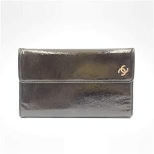 Chanel - Long wallet, Varnished leather