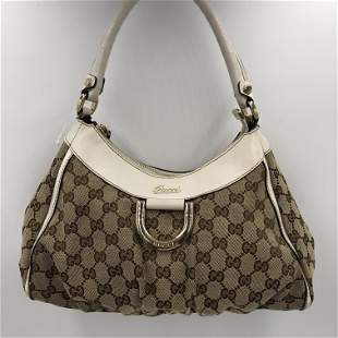 Gucci - Shoulder bag, GG Canvas, Canvas