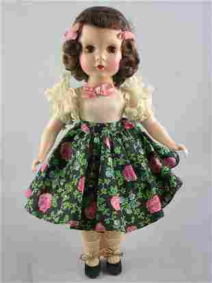 """14"""" MAGGIE BY ALEXANDER IN FLORAL SKIRT"""
