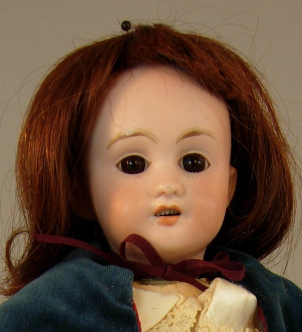 """15: 14"""" DOLL WITH PULL-STRING VOICE"""