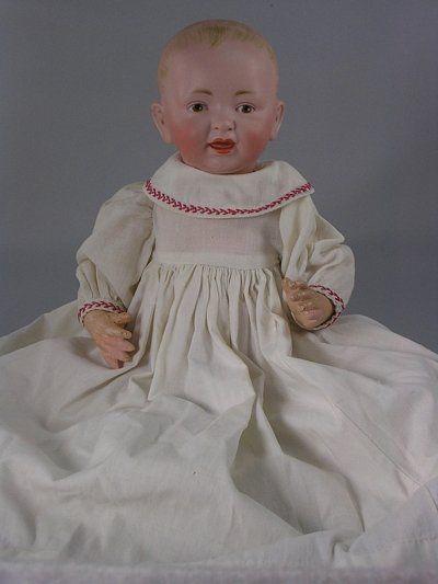 "12"" KESTNER J.D.K. GERMAN CHARACTER BABY"