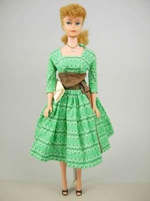 """#6 Ponytail Barbie wearing """"Swingin' Easy"""""""