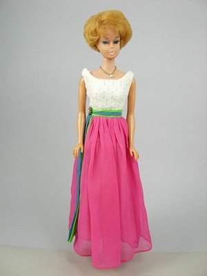 """12: Bubble Cut Barbie wearing """"Fraternity Dance"""""""