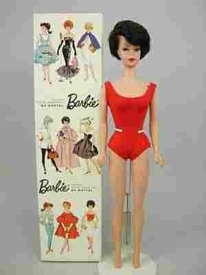 Bubble Cut Barbie in original box