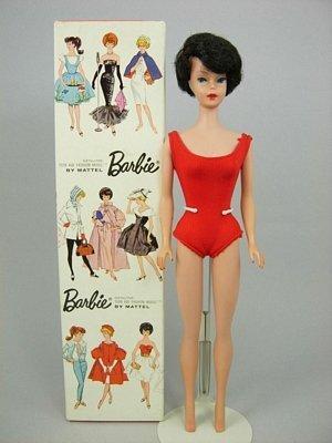16: Bubble Cut Barbie in original box
