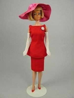 "American Girl Barbie wearing ""Music Center Matinee"""