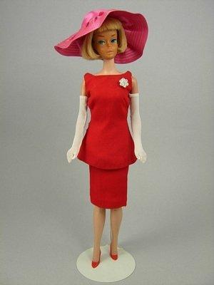 "20: American Girl Barbie wearing ""Music Center Matinee"""