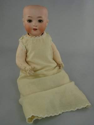 """13"""" ERNST HEUBACH 320 BREATHER CHARACTER BABY"""
