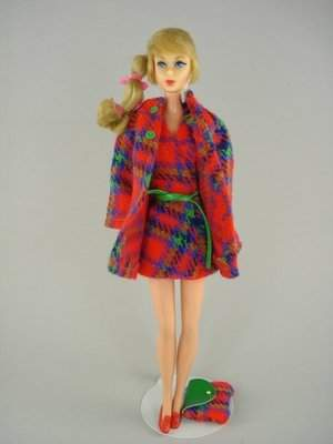 """TALKING BARBIE IN SEARS """"MAD ABOUT PLAID"""""""
