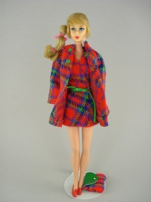 "5: TALKING BARBIE IN SEARS ""MAD ABOUT PLAID"""