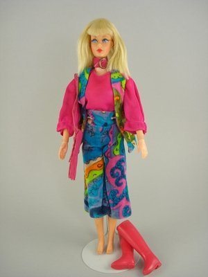 "23: LIVING BARBIE IN #1057 ""GROOVIN' GAUCHOS"""