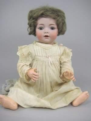 """24"""" KAMMER & REINHARDT K * R 121 CHARACTER BABY"""