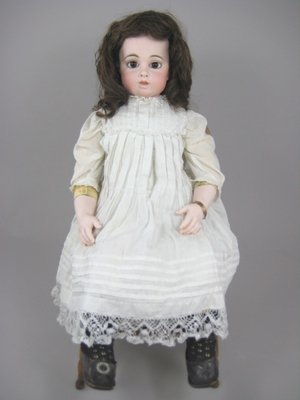 50 24  CIRCLE DOT BRU FRENCH BEBE  sc 1 st  LiveAuctioneers & McMasters Harris Auction Co. - u0027OUT OF THE ATTICu0027 ANTIQUE DOLL AUCTION
