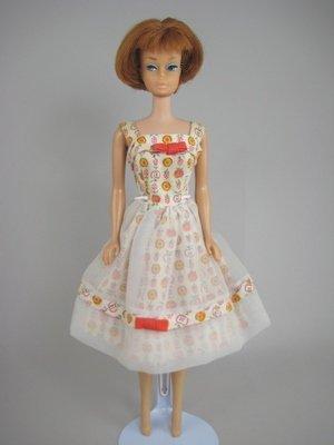 "619: TITIAN AMERICAN GIRL BARBIE IN ""LUNCH DATE"""