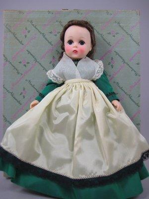 """2: 12"""" LITTLE WOMEN MARME BY ALEXANDER - LISSY FACE"""