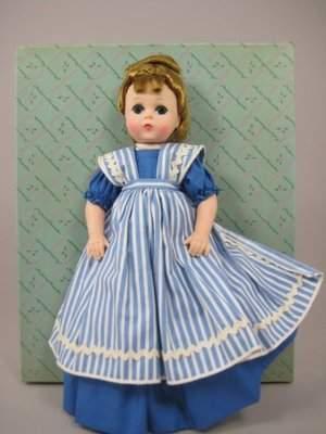 "12"" LITTLE WOMAN MEG BY ALEXANDER - LISSY FACE"