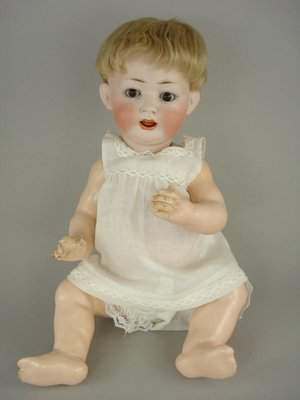 "16"" KLEY & HAHN 167 GERMAN CHARACTER BABY"
