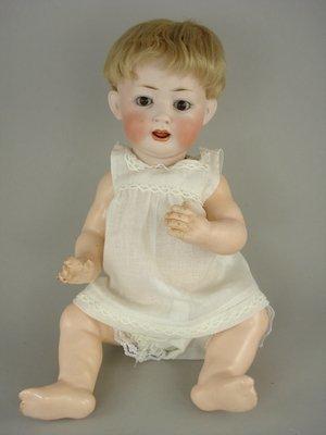 "15: 16"" KLEY & HAHN 167 GERMAN CHARACTER BABY"